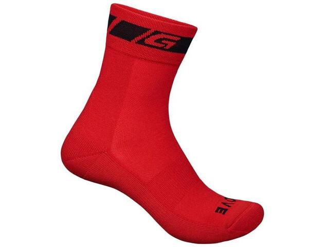 GripGrab Merino Winter Sokken, red